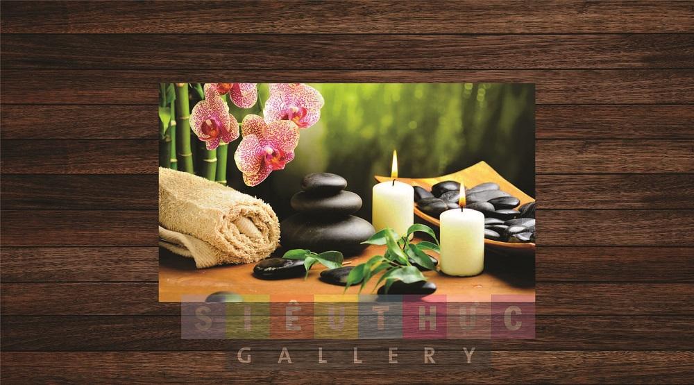 Tranh canvas spa & beauty