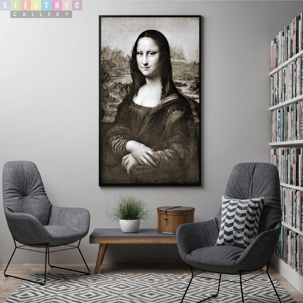 Tranh canvas trang trí phòng khách mã LD04