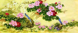 Tranh phong thủy màu gì hợp với tuổi Mão